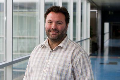 Javier Vázquez, foto de Aragón Radio